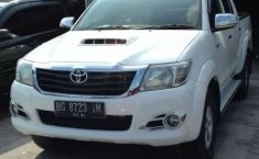Jual Toyota Hilux G 2014 harga murah di Riau