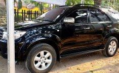 Toyota Fortuner 2009 Lampung dijual dengan harga termurah