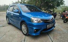Jual mobil bekas murah Toyota Etios 2015 di Kalimantan Tengah