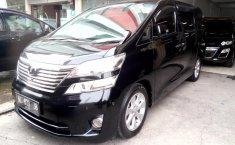 Mobil Toyota Vellfire V 2010 dijual, Sumatra Utara