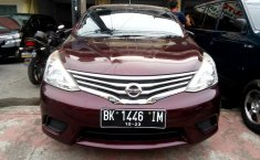 Jual cepat Nissan Grand Livina SV 2013 di Sumatra Utara