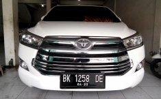 Jual cepat Toyota Kijang Innova 2.0 V 2017 di Sumatra Utara