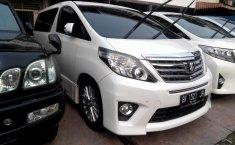 Jual mobil Toyota Alphard SC 2013 bekas di Sumatra Utara