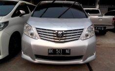 Jual mboil Toyota Alphard G 2009 harga murah di Sumatra Utara