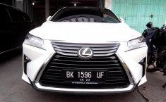 Jual mobil Lexus RX 200T 2015 bekas di Sumatra Utara
