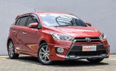 Jual mobil Toyota Yaris TRD Sportivo 2016 bekas di DKI Jakarta