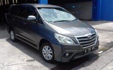Jual mobil Toyota Kijang Innova 2.0 G Luxury 2014 murah di Jawa Timur