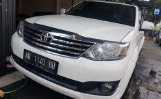 Jual mobil bekas murah Toyota Fortuner G 2012 di DIY Yogyakarta