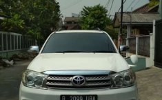 Jual cepat Toyota Fortuner G 2009 di DKI Jakarta
