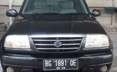 Jual Suzuki Escudo 2002 harga murah di Sumatra Selatan