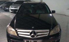 DIY Yogyakarta, Mercedes-Benz C-Class C200 2009 kondisi terawat