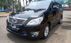 Jual cepat Toyota Kijang Innova V Luxury 2012 di DKI Jakarta