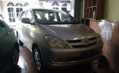 Jual Toyota Kijang Innova V 2008 harga murah di Jawa Tengah