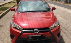 Toyota Yaris 2017 Sumatra Selatan dijual dengan harga termurah