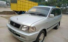 Jual cepat Toyota Kijang LGX 2001 di Sumatra Selatan