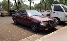 Jawa Barat, jual mobil Mercedes-Benz C-Class C200 1997 dengan harga terjangkau