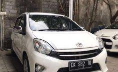 Mobil Toyota Agya 2014 G terbaik di DIY Yogyakarta