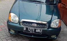 Mobil Kia Visto 2002 terbaik di Banten
