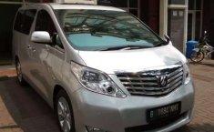 Banten, Toyota Alphard 2008 kondisi terawat