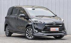 Jual cepat Toyota Sienta Q 2017 di DKI Jakarta