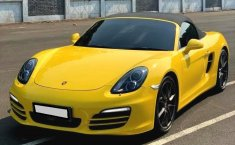 Mobil Porsche Boxster 2,7 PDK AT 2013 dijual, DKI Jakarta