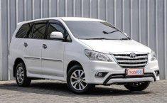 Jual cepat Toyota Kijang Innova 2.5 V 2015 di DKI Jakarta
