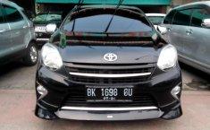 Jual mobil bekas murah Toyota Agya TRD Sportivo 2014 di Sumatra Utara