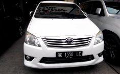 Sumatera Utara, dijual mobil Toyota Kijang Innova 2.5 G 2012 bekas