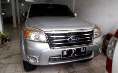 Jual mobil Ford Everest XLT 2011 bekas di Sumatra Utara