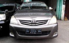Dijual mobil bekas Toyota Kijang Innova 2.0 G 2010, Sumatra Utara