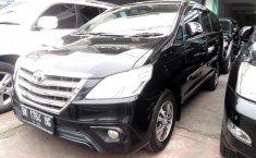 Jual mobil Toyota Kijang Innova 2.5 G 2015 murah di Sumatera Utara