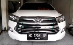 Jual mobil Toyota Kijang Innova 2.0 V 2017 bekas, Sumatera Utara