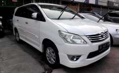 Sumatra Utara, Jual Toyota Kijang Innova 2.0 G Luxury 2012 bekas