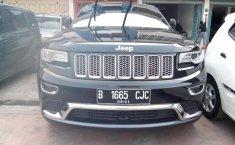 Jual mobil Jeep Grand Cherokee Summit 2014 bekas di Sumatra Utara