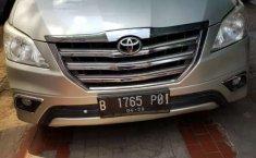 Dijual mobil bekas Toyota Kijang Innova V Luxury, DKI Jakarta