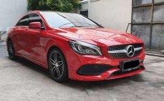 Mobil Mercedes-Benz CLA 2017 200 dijual, DKI Jakarta