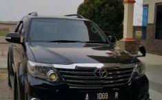 Banten, jual mobil Toyota Fortuner V 2015 dengan harga terjangkau