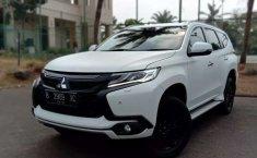 Jual Mitsubishi Pajero Sport Dakar 2017 harga murah di Banten