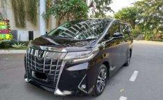 Toyota Alphard 2018 DKI Jakarta dijual dengan harga termurah