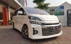 Toyota Vellfire 2013 DKI Jakarta dijual dengan harga termurah