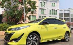 DKI Jakarta, Toyota Yaris TRD Sportivo 2018 kondisi terawat