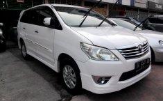 Jual mobil Toyota Kijang Innova 2.0 G Luxury 2012 bekas di Sumatra Utara