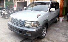 Jual mobil bekas Toyota Kijang LGX-D 2001 dengan harga murah di Sumatra Utara