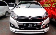 Mobil Daihatsu Ayla 1.2 R Deluxe 2017 terawat di Sumatra Utara