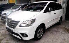 Jual cepat Toyota Kijang Innova 2.5 G 2014 di Sumatra Utara