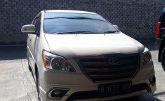 Jual cepat Toyota Kijang Innova V 2.5 2014 di DIY Yogyakarta