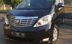 Toyota Alphard 2009 Jawa Tengah dijual dengan harga termurah