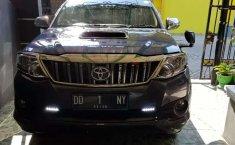 Jual Toyota Fortuner G 2013 harga murah di Sulawesi Selatan