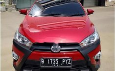 Jual Toyota Yaris TRD Sportivo Heykers 2016 harga murah di DKI Jakarta