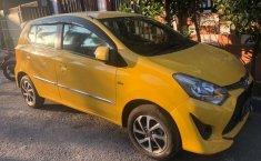 Sulawesi Selatan, jual mobil Toyota Agya G 2018 dengan harga terjangkau